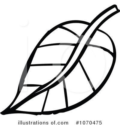 400x420 Black Leaf Clipart
