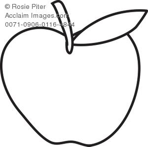 300x298 Art Illustration Of An Apple