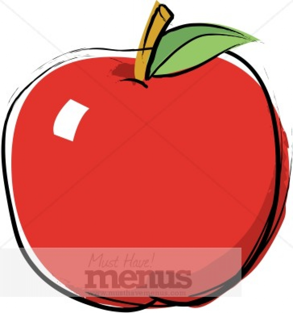 960x1024 Teacher Apple Clipart Clipart Panda Free Clipart Images Within