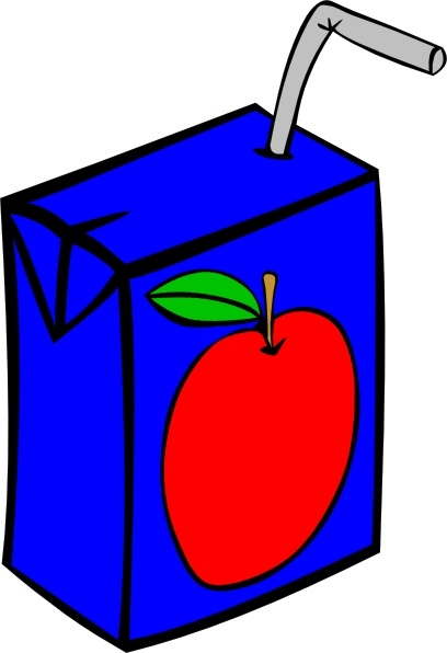408x596 Apple Juice Box Clip Art Free Vector In Open Office Drawing Svg