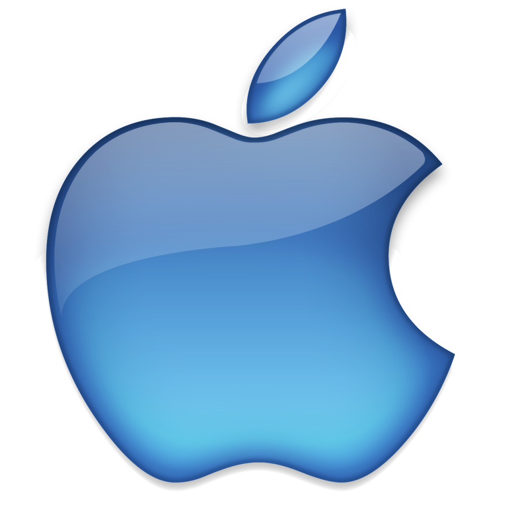 1000x1000 Apple Logo Png Transparent Background