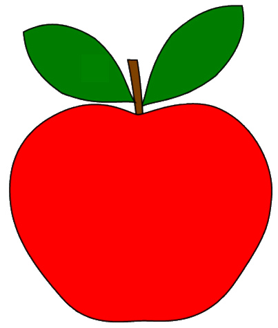 403x475 Apple Clipart, Suggestions For Apple Clipart, Download Apple Clipart