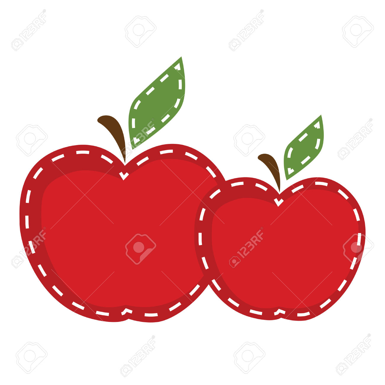 1300x1300 Apple Clipart Transparent Background