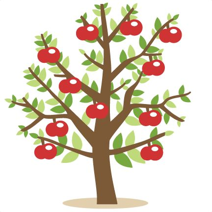 432x432 Top 88 Apple Tree Clip Art