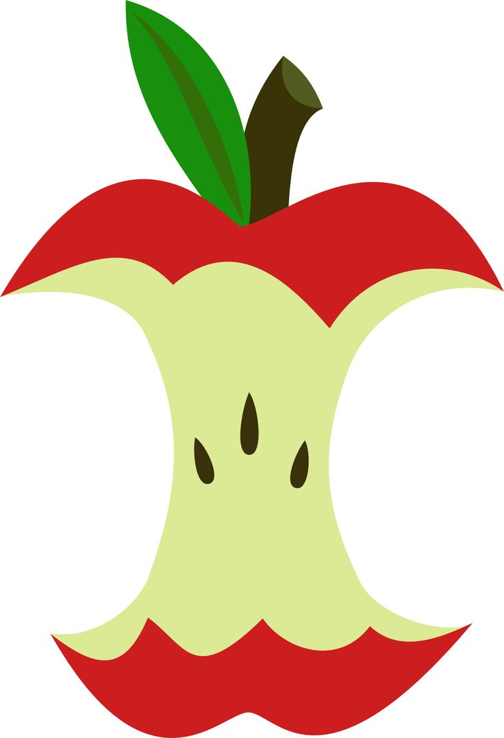 736x1078 Apple Clipart Transparent Background