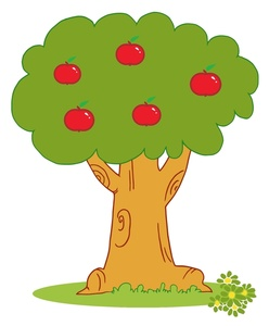 248x300 Free Apple Tree Clipart Image 0521 1004 2901 1611 Computer Clipart