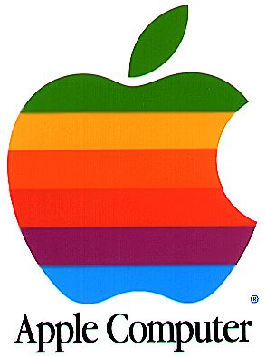 294x394 Second Apple Computer Logo, As Created In 1976 77