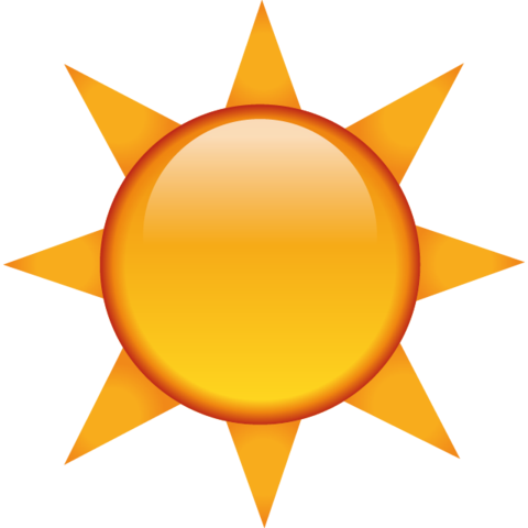 480x480 Download The Sun Emoji Emoji Island