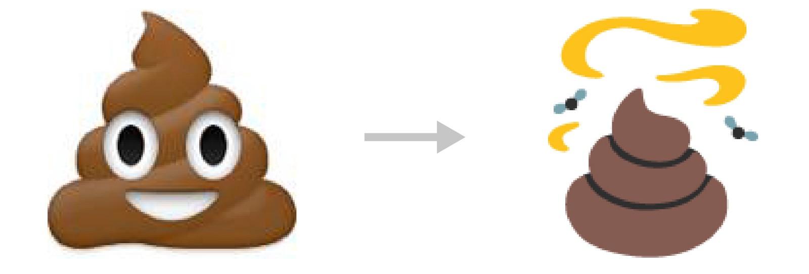 1600x542 Lost In Emoji Translation Apple Vs Android Matter Medium