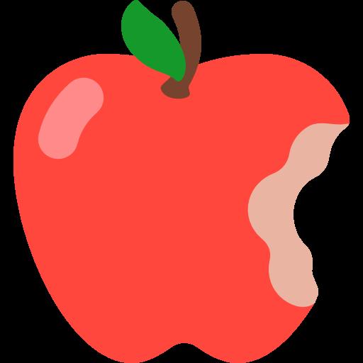 512x512 Red Apple Emoji For Facebook, Email Amp Sms Id  11624 Emoji.co.uk