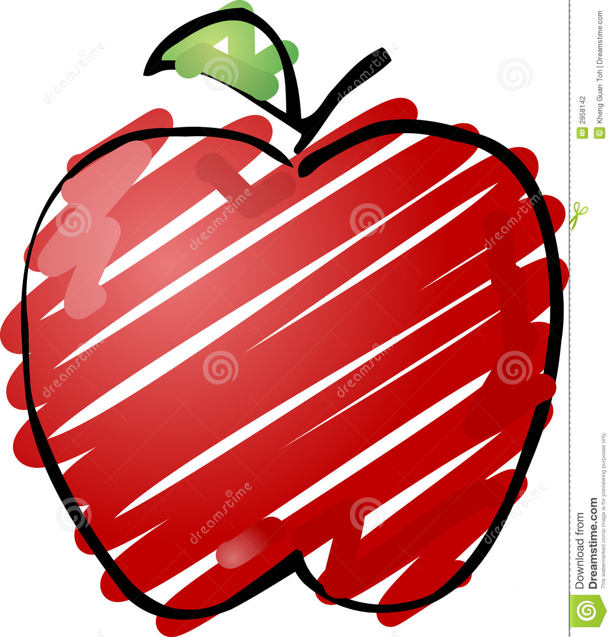 1251x1300 Apple Clipart Sketch
