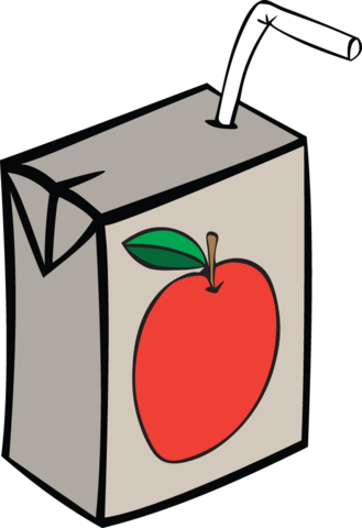 Apple Juice Clipart