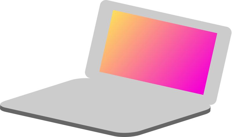 800x473 Apple Laptop Clipart Dromgdd Top Clipartcow