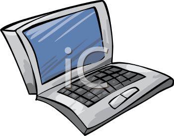 350x273 Gray Laptop Clipart, Explore Pictures