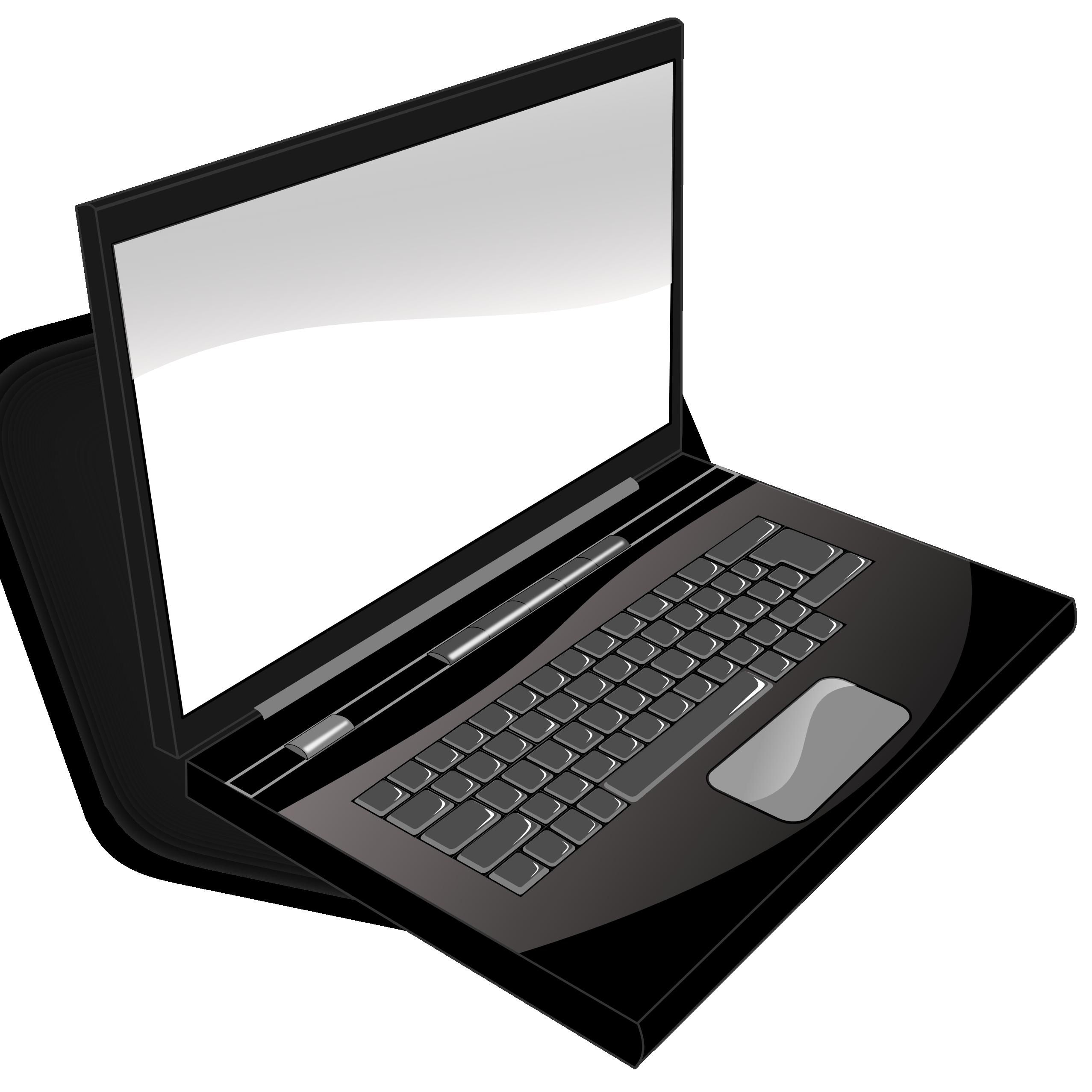 2555x2555 Macbook Clipart Laptop Back