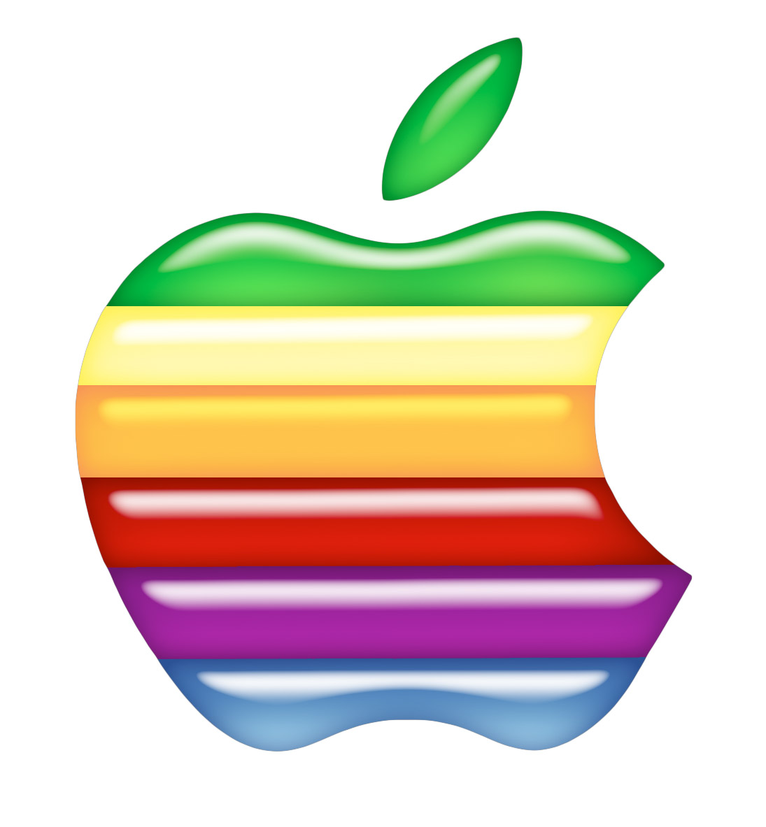 1095x1183 What If Apple's Logo Underwent A Major Redesign What Might That