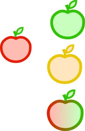 276x425 Apples Clip Art Download
