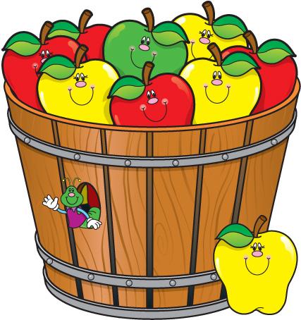 427x454 Apples Cliparts