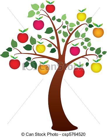 366x470 Top 88 Apple Tree Clip Art