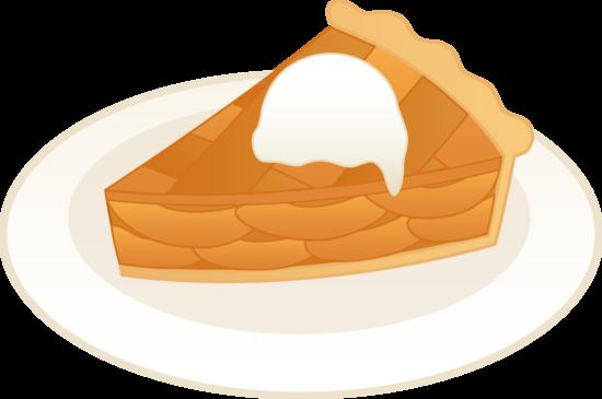550x365 Apple Pie A La Mode
