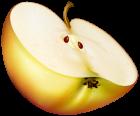 140x116 Apple Slice Png Clip Art
