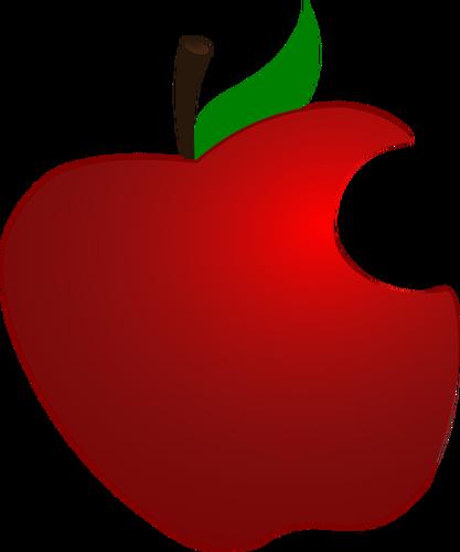 417x500 221 Free Apple Vector Clip Art Public Domain Vectors