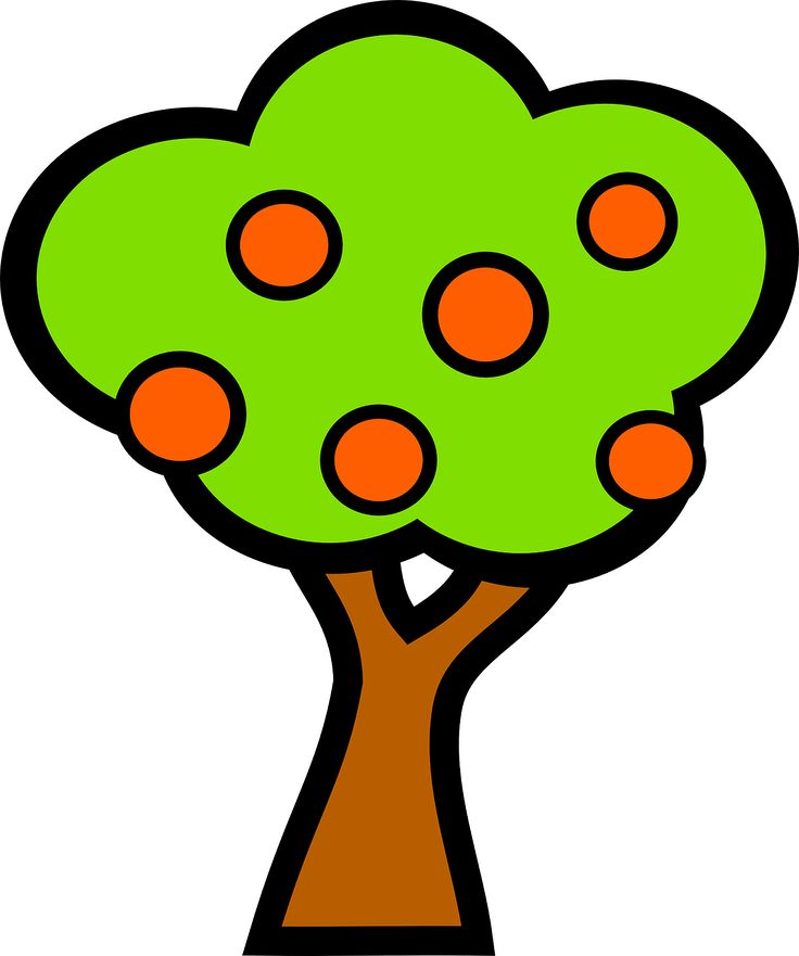 Apple Tree Branch Clipart