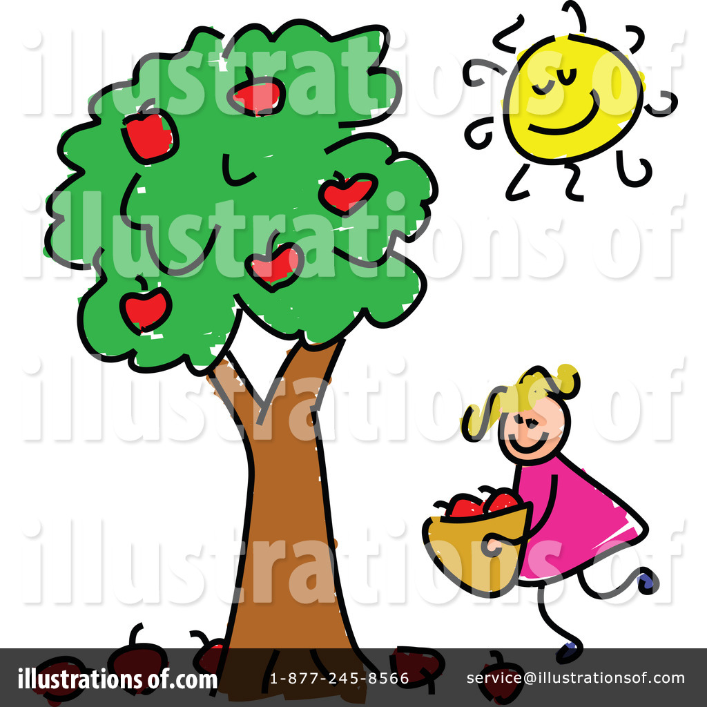 1024x1024 Apple Tree Clipart