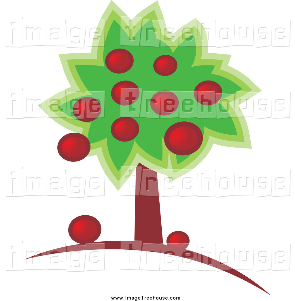 1024x1044 Apple Tree Clip Art