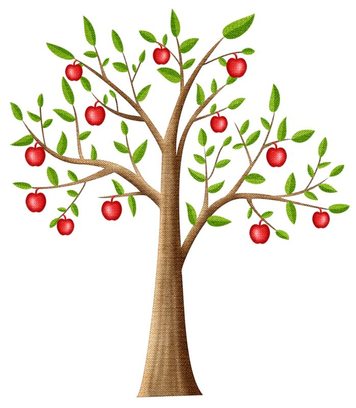 Apple Tree Clipart Free | Free download on ClipArtMag