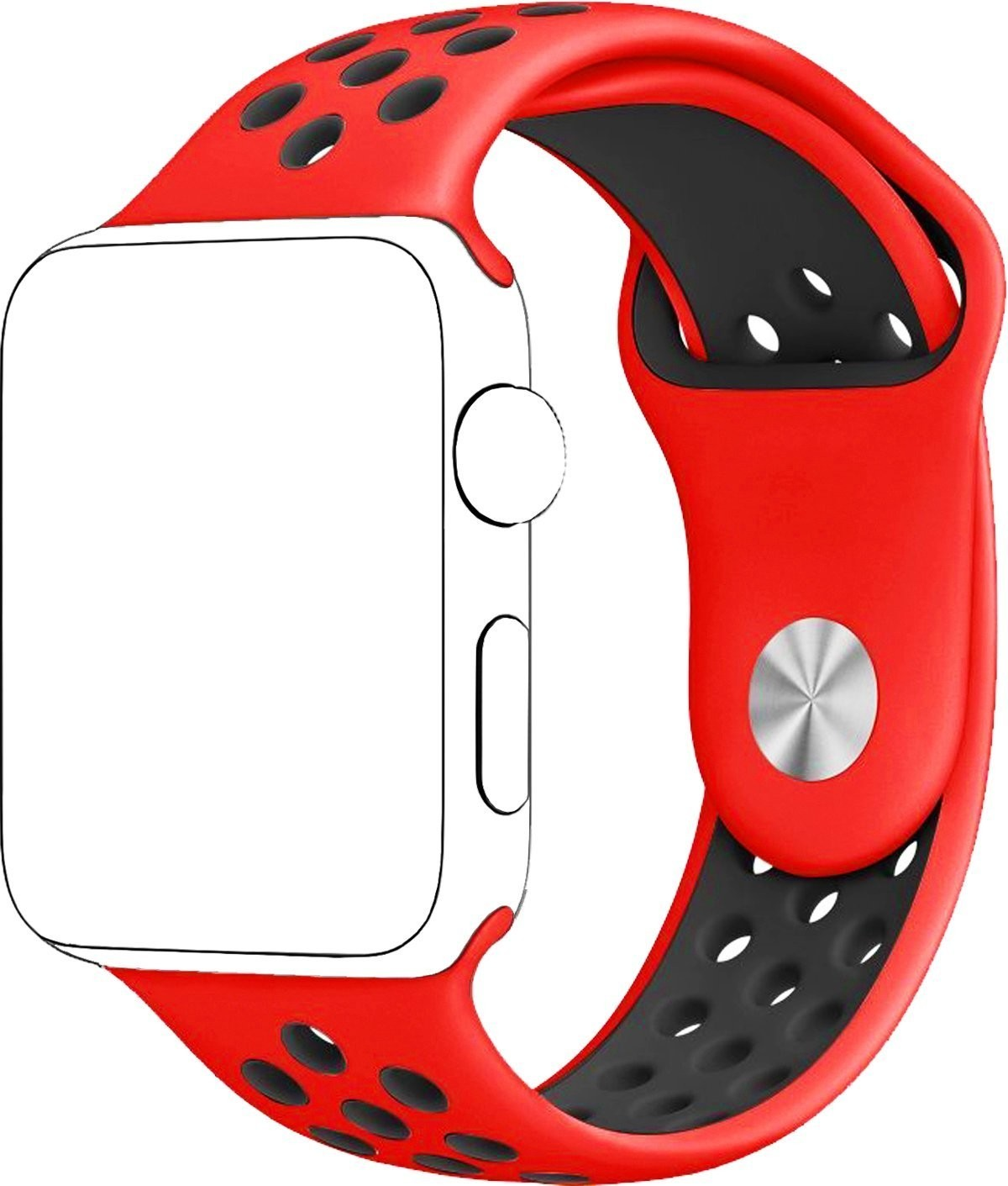 1200x1411 How To Get The Apple Watch Nike  Sport Band Look For Less! Imore