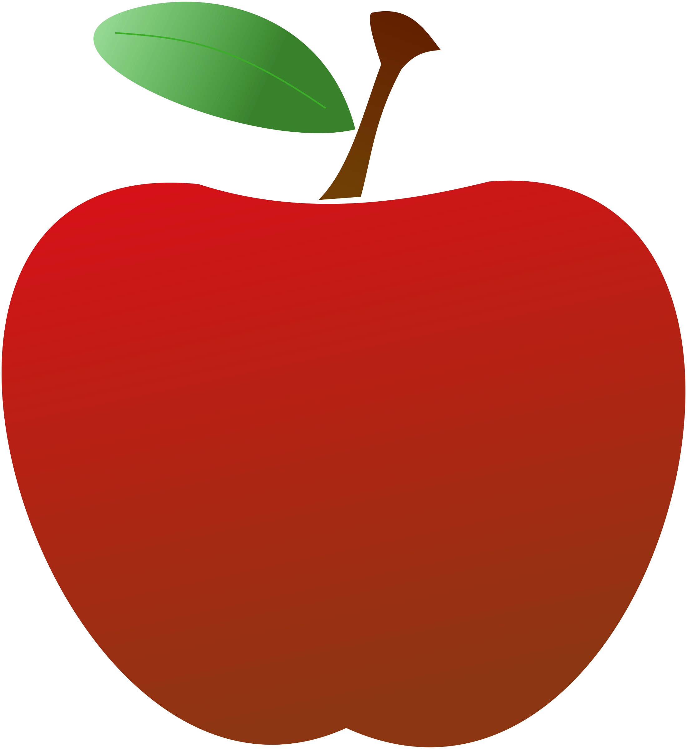 2201x2400 Teacher Apple Clipart Free Images 6