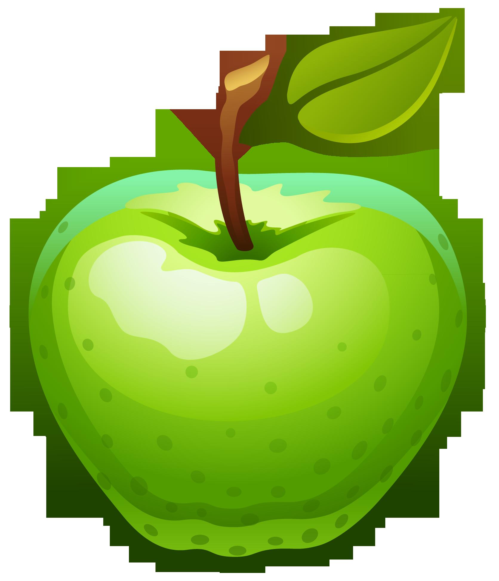 1672x1947 Apples Clip Art