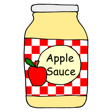 380x380 Applesauce Cliparts