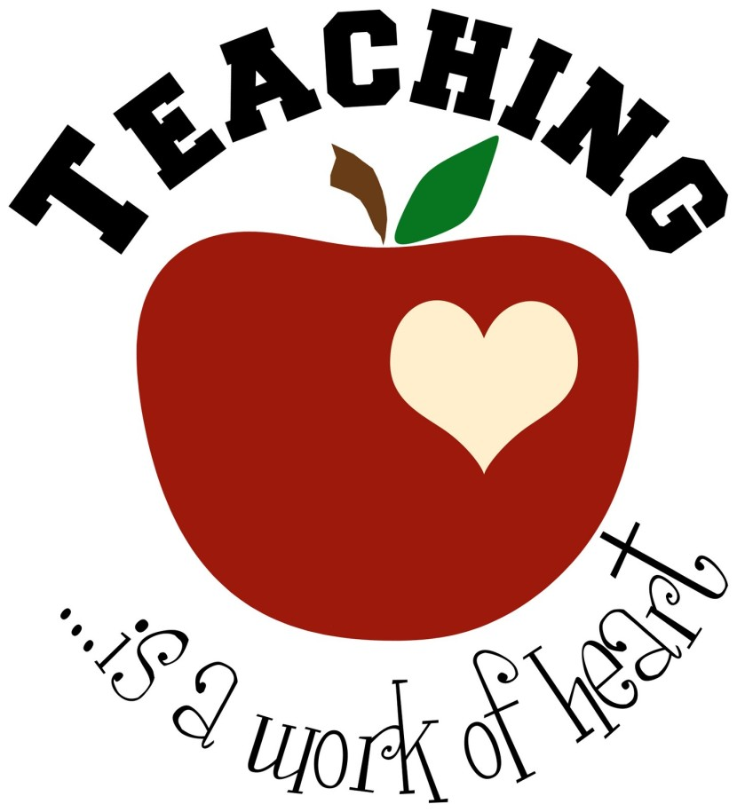 830x915 Teacher Appreciation Clip Art
