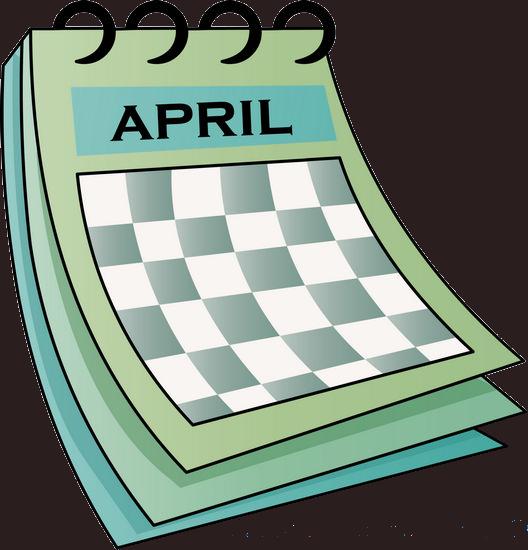 528x550 Calendar Clipart Calendar Page