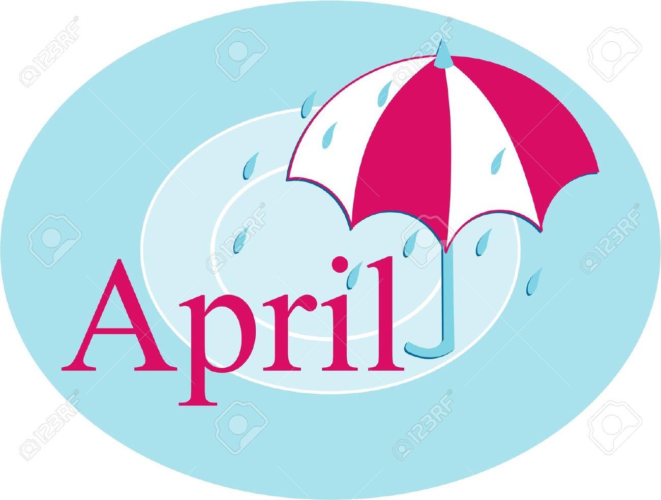 1300x983 April 2014 Calendar Clipart