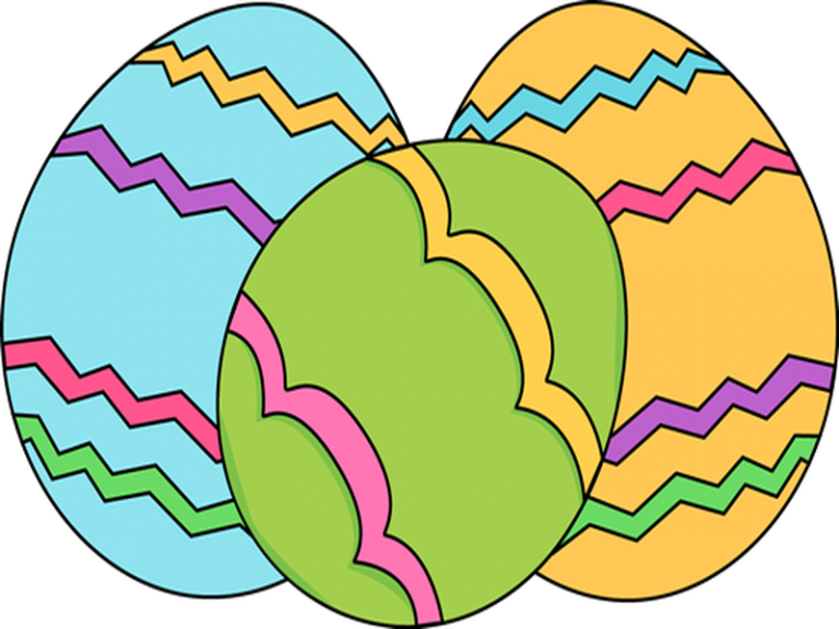 768x576 Graphics For April Easter Graphics