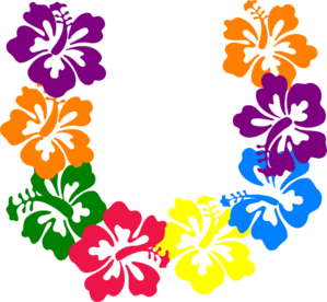299x276 April Flowers Clip Art Clipart 3