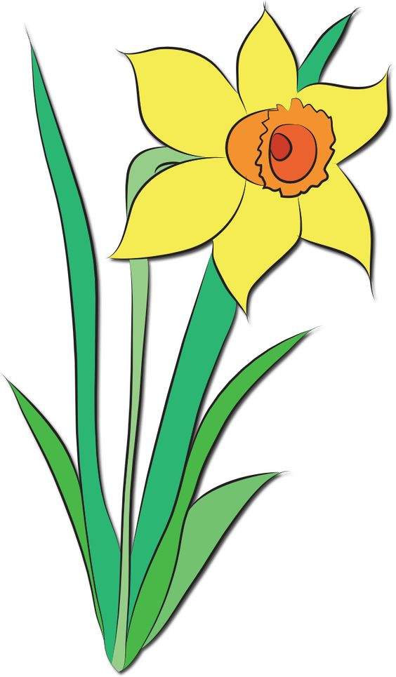 564x965 May Flowers Clip Art April Showers Bring