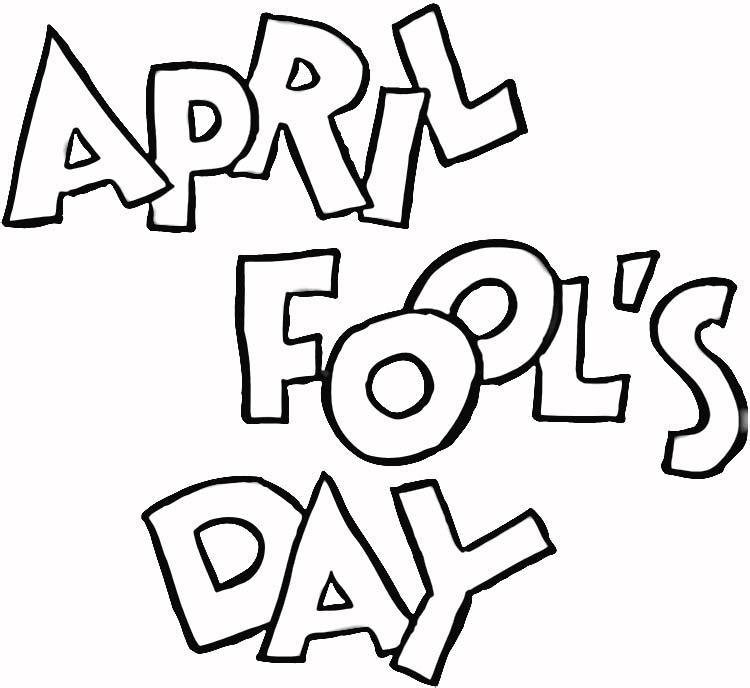 750x688 April Fools Day Clipart