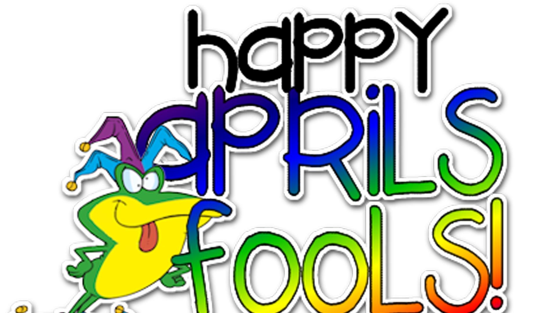 1920x1080 April Fools Clip Art Free Clipart