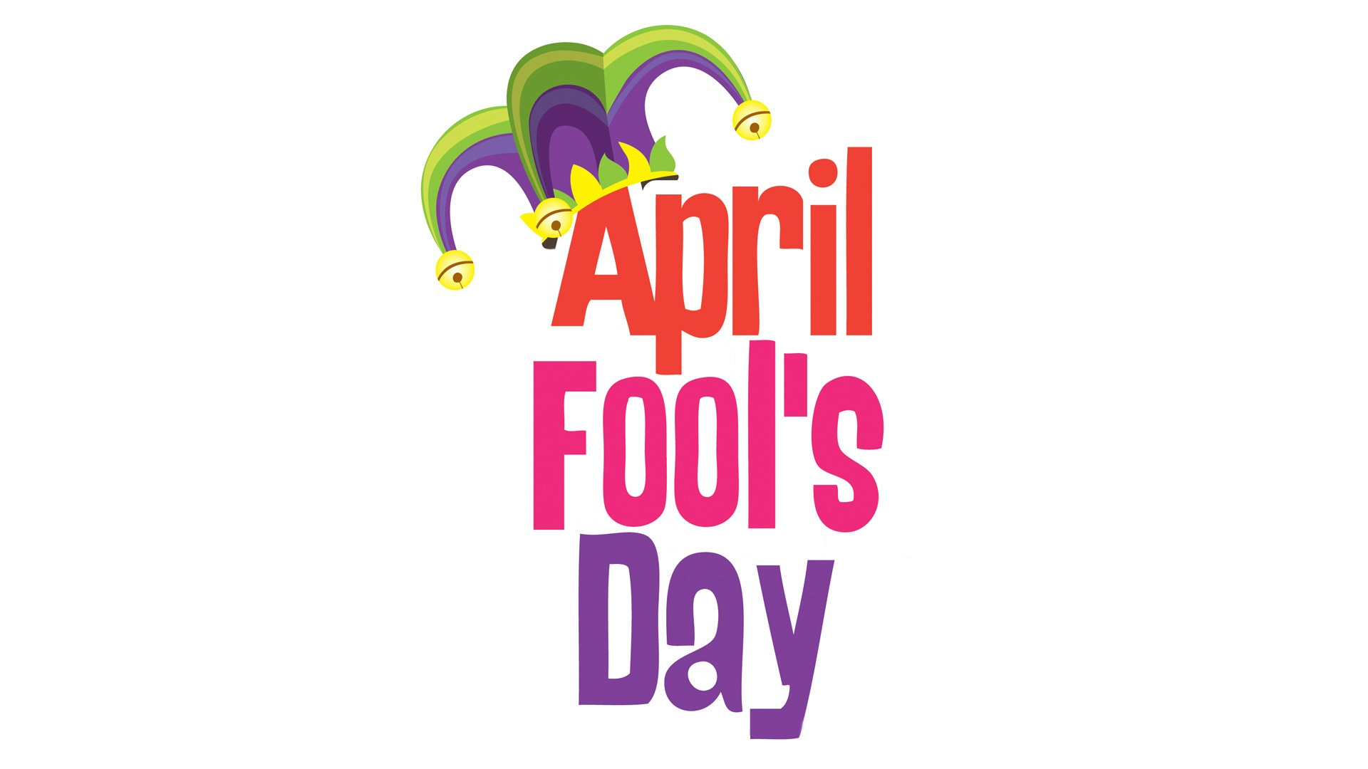 1920x1080 April fools day clipart wallpapers