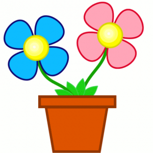 300x300 Free Month Of April Clip Art Clipart Image 2