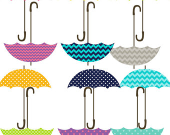 340x270 April Showers Free Clipart