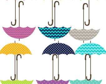 340x270 April Showers Free Clipart