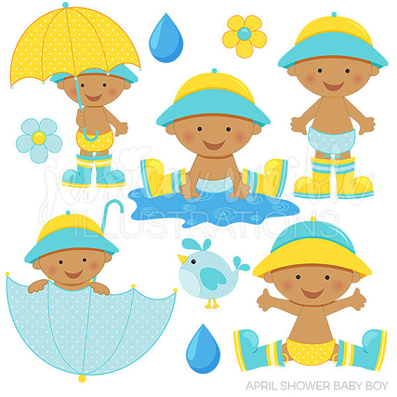 570x570 Cute April Clipart
