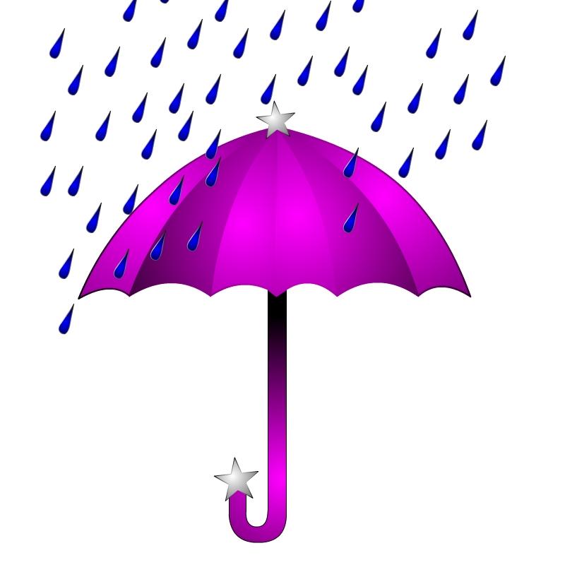 800x800 Umbrella Clipart April Shower