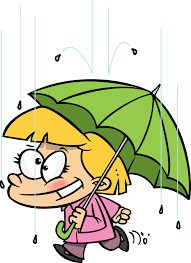 191x263 April Showers Clip Art Images Umbrella And Clouds (Exceptional