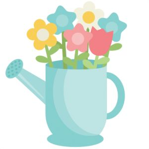 300x300 Watering Can Clipart April Shower